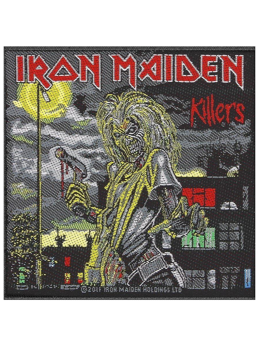 Iron Maiden Killers Toppa