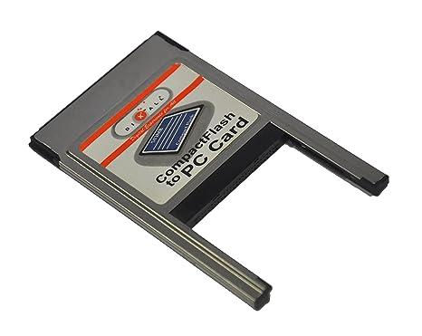 Media Express Adaptador para CF Compact Flash Tipo I y II, y ...
