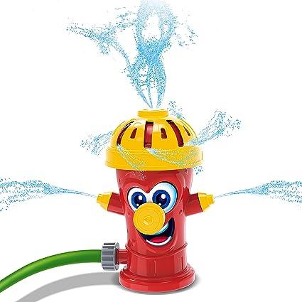 Yous Auto Kids Water Sprinkler,Lawn Sprayer Fire Hydrant Garden Hose Children Summer Garden Water Toy Pipe Hose
