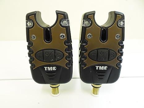 TMC - Detector de picada con conector, luz nocturna y silenciador (4 ajustes de