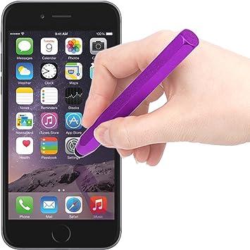 DURAGADGET Lápiz Stylus para Smartphone Apple iPhone 7, 7 Edición ...