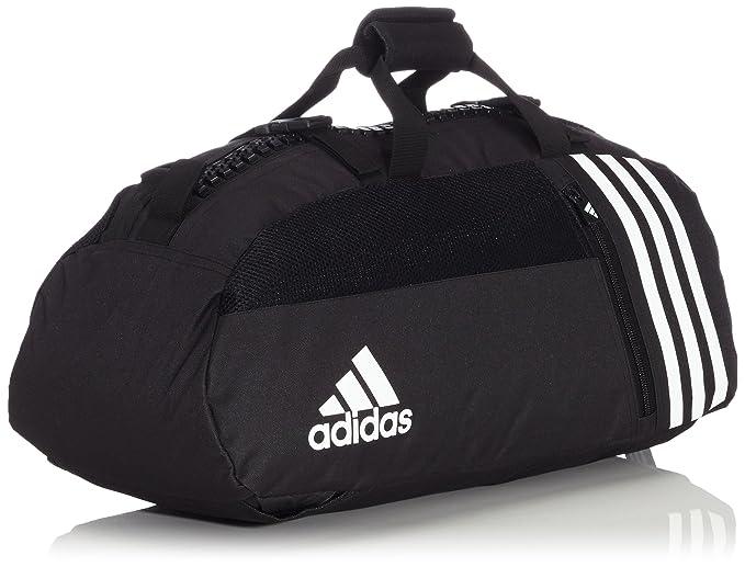 Sport Up Fermeture Dans De Une Éclair Adidas Sac Noir FJcT1lK