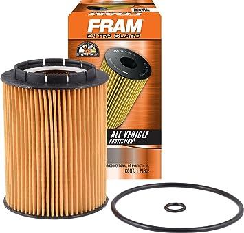 Fram ch8158 Extra Guard pasajeros coche láser Filtro de aceite