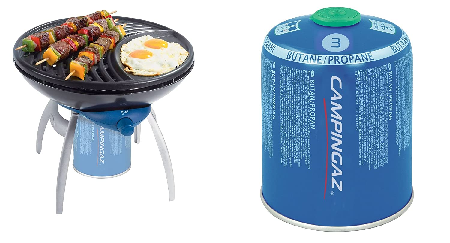 Campingaz Party Grill + 1 x CV 470 Plus