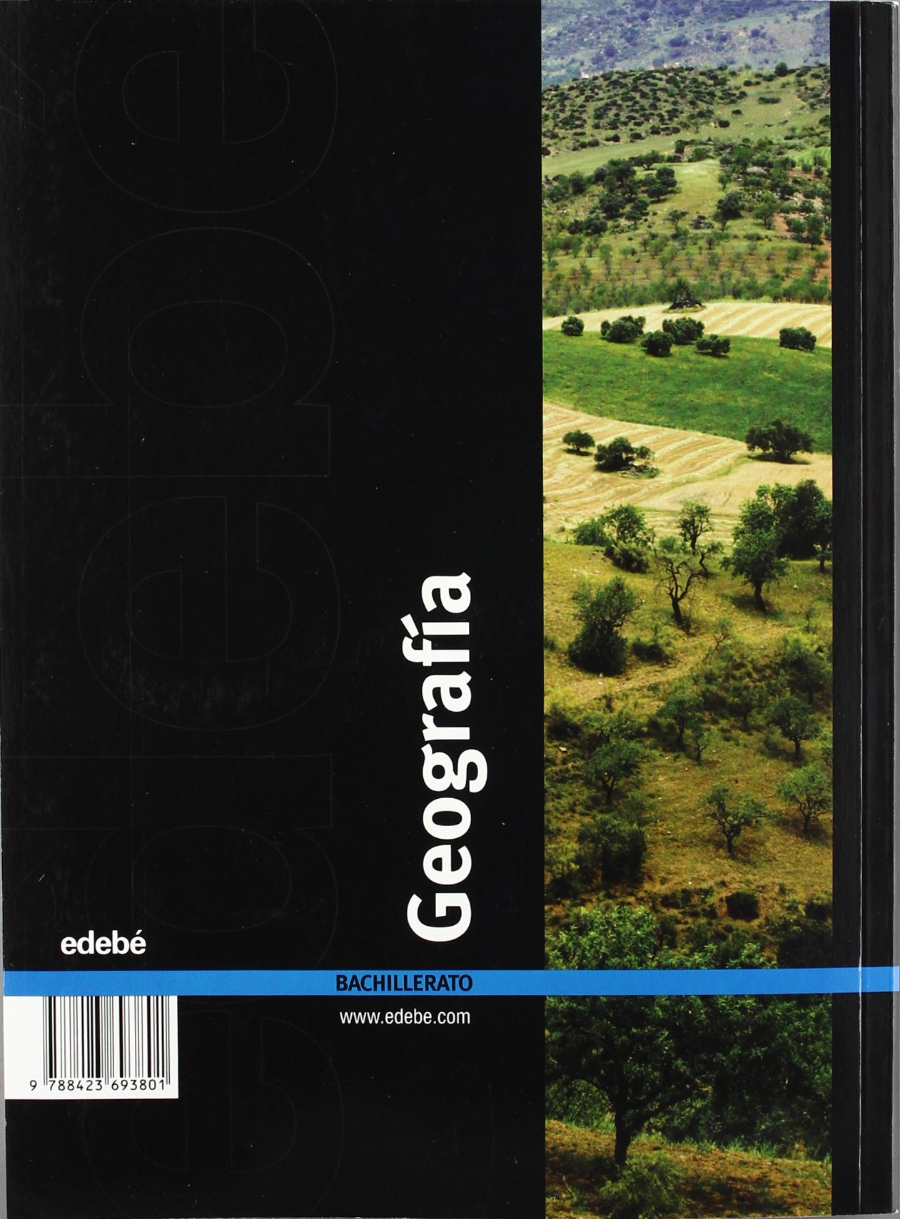 Geografía, Bachillerato - 9788423693801: Amazon.es: Edebé, Obra Colectiva: Libros