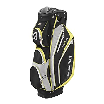 Wilson Staff Nexus - Bolsa de golf para mujer, color negro g ...