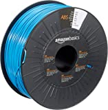 AmazonBasics ABS 3D Printer Filament, 1.75mm, Blue, 1 kg Spool