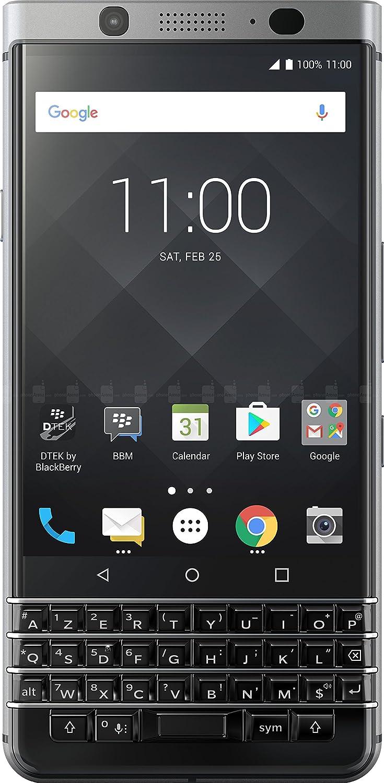 BlackBerry KEYone - Smartphone (11,4 cm (4.5