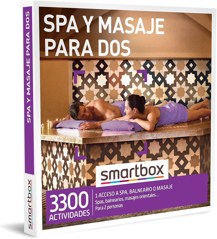 smartbox spa y masaje para dos