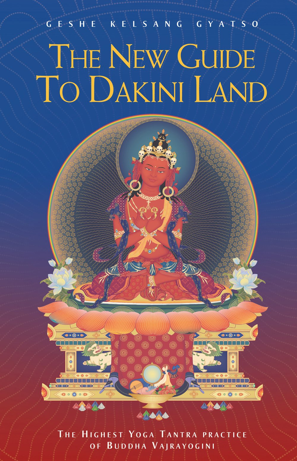 New Guide Dakini Land Vajrayogini