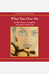 What You Owe Me Audible Audiobook