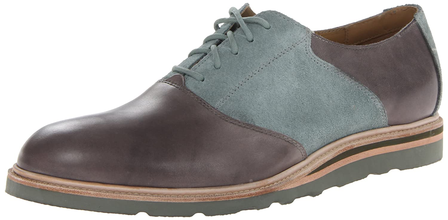 Amazon.com | Cole Haan Men's Christy Wedge Two-Tone Saddle Oxford | Oxfords