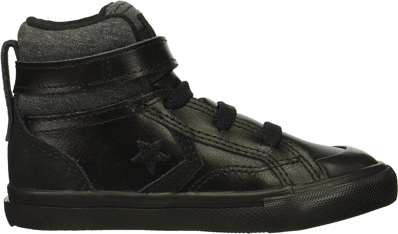 Converse Kids Pro Blaze Strap Leather Suede High Top Sneaker