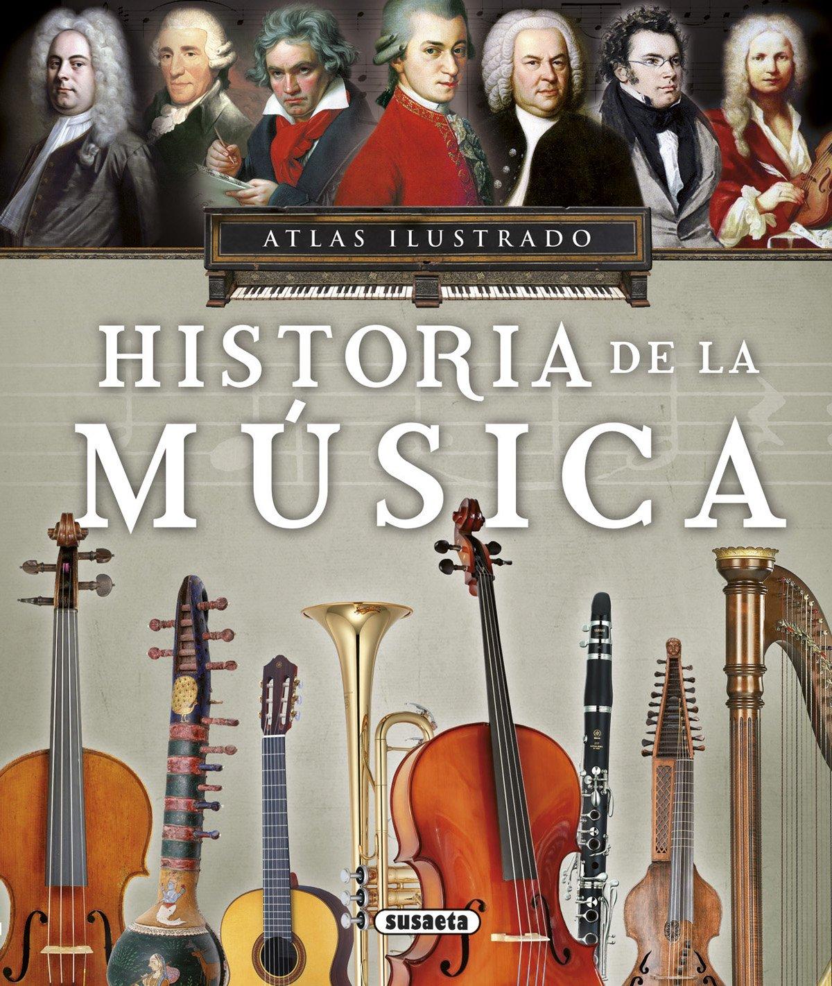 Atlas ilustrado, historia de la música: Amazon.es: López Iriarte, Víctor Javier: Libros