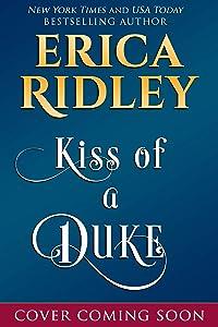 Kiss of a Duke (12 Dukes of Christmas)