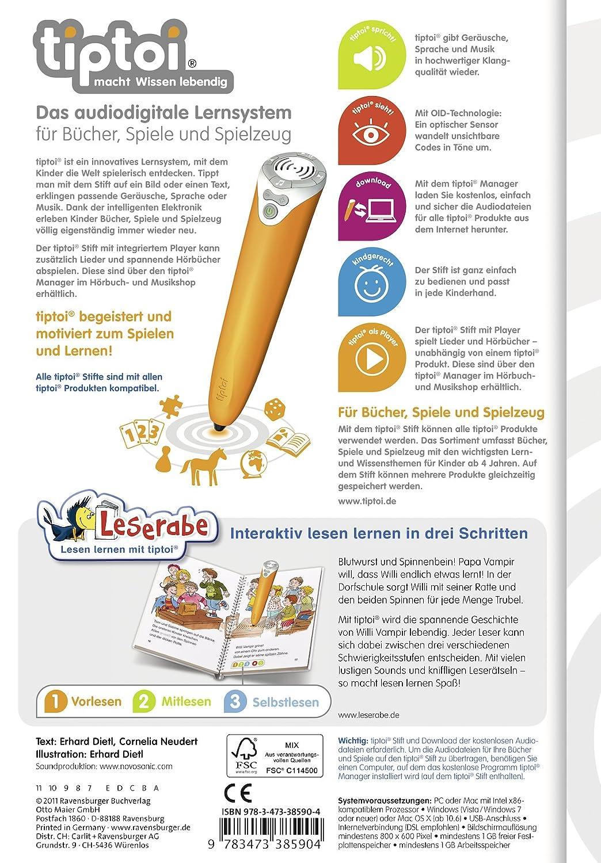 Ravensburger 006014 Niño/niña juego educativo - Juegos educativos (175 mm, 240 mm) Dietl. Erhard