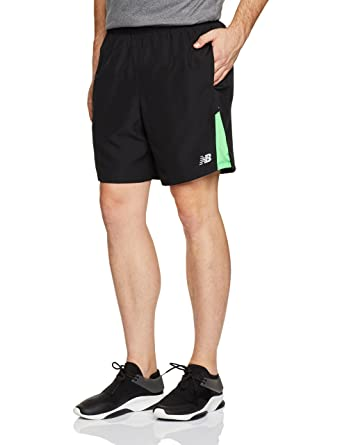 New Balance para Hombre acelerar Pantalones Cortos