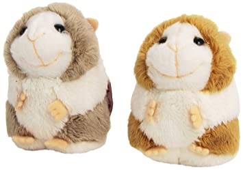 Trudi Hamster de peluche (29587)