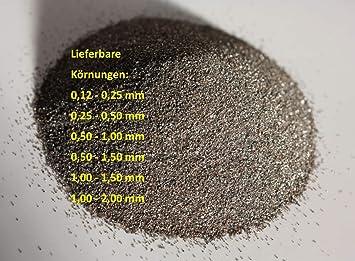 10 kg Korund Strahlmittel Sandstrahlen Strahlgut Sandstralgerät Sandstrahlkabine