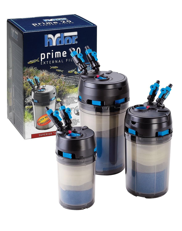 Jebao aquarium external fish tank filter review - Hydor Prime 10 External Filter