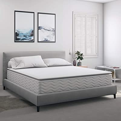 Signature Sleep Contour 12-Inch Hybrid Independently Encased Coil Mattress