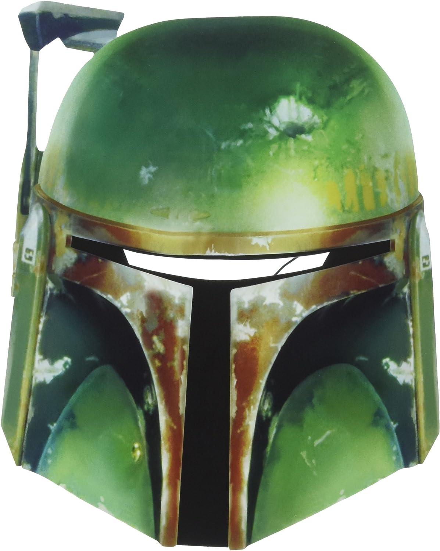 Forum Novelties Star Wars Boba Fett Cardboard Mask
