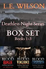 Deathless Night Series Box Set Books 1-3 Kindle Edition
