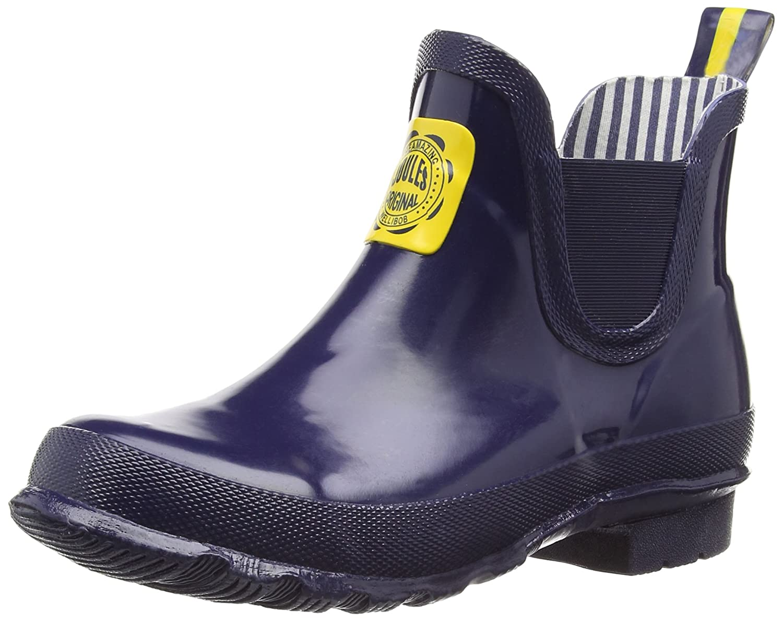 Joules Women's Wellibob Rain Boot B07BTFG1R2 8 B(M) US Women / 7 D(M) US|Navy