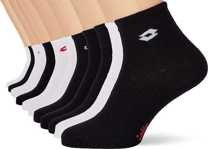 Lotto Calcetines de deporte para Hombre (pack de 12): Amazon.es: Ropa y accesorios