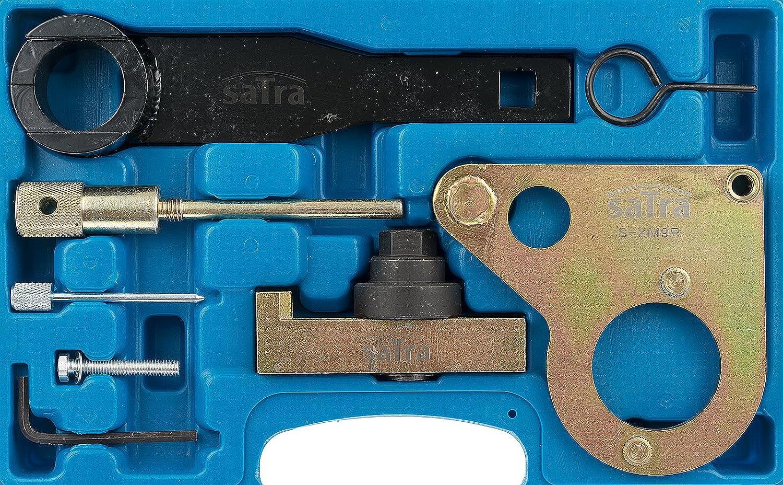 Satra S-XM9R - Juego de herramientas para ajuste de motor para Nissan Renault Opel (8 piezas): Amazon.es: Bricolaje y herramientas