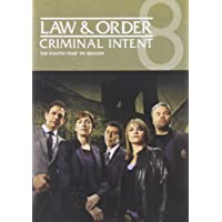 Law & Order: Criminal Intent: The Eighth Year '09 Season