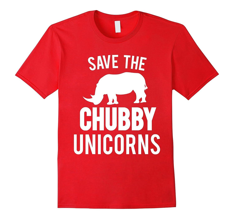 Chubby Unicorn T-Shirt Funny Sarcasm Fun Humor-TD