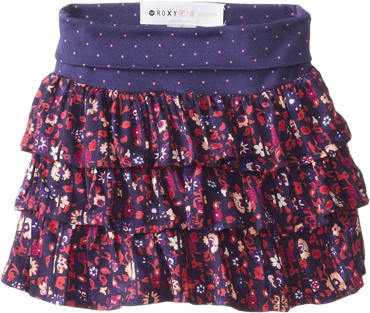 Roxy Little Girls Layer Cake Skirt