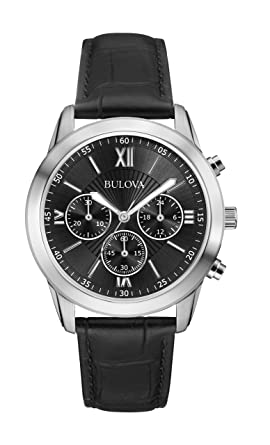 Bulova Mens Watch(Model: 96A173)