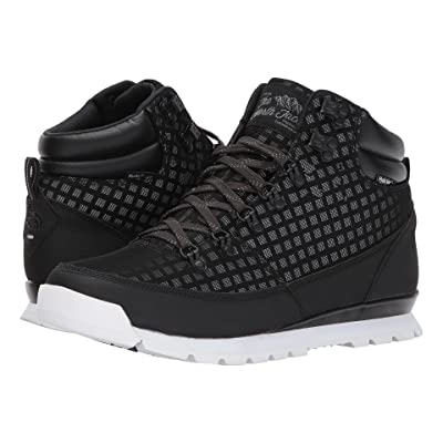 The North Face Back-to-Berkeley Redux Reflective Men | TNF Black/TNF White (NF0A39HW) | Hiking Shoes