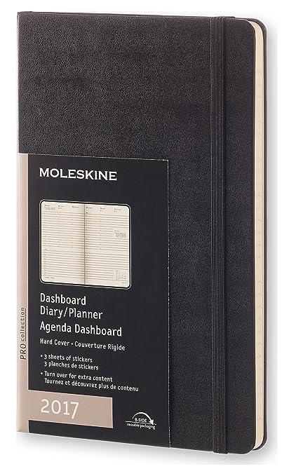 Moleskine DHB12WD3Y17 - Agenda semanal 12 meses: Vv.Aa ...
