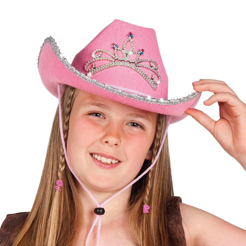 Boland 04104 - Kinderhut Glimmer, Einheitsgröße, rosa Einheitsgröße