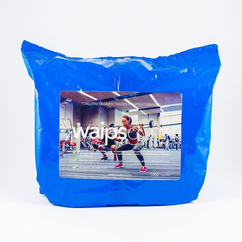 WAIPS recambio toallitas higiénicas y desinfectantes (1000 ...