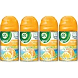 Air Wick Freshmatic Automatic Spray Air Freshener, Bright Citrus Splash, 4 Refills, 6.17 Ounce