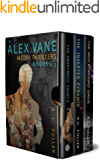 The Alex Vane Media Thrillers: Books 1-3