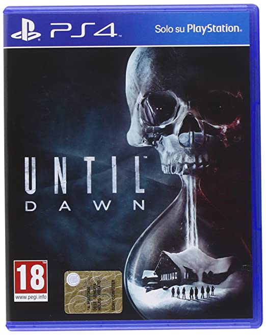 191 opinioni per Until Dawn