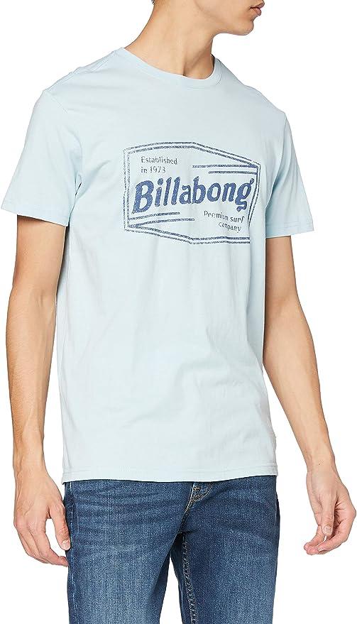 TALLA S. BILLABONG Labrea SS Camiseta Hombre