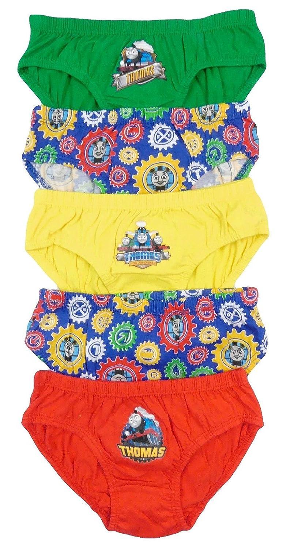 Childrens Character Thomas und seine Freunde Unterhose Rutsch Unterwäsche Pack 2-3 to 5-6 Jahre