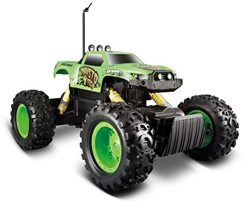 Green Rock Crawler from Maisto