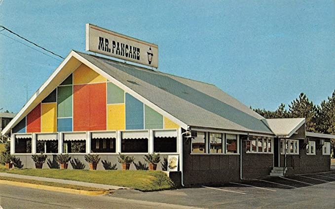 Wisconsin Dells Wisconsin Lake Delton Mr Pancake Restaurant