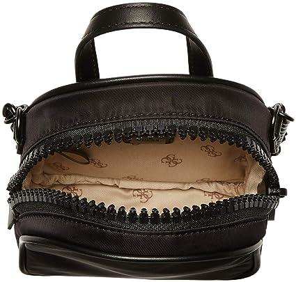 Amazon.com: GUESS Urban Chic - Mini bolsa de nailon, talla ...