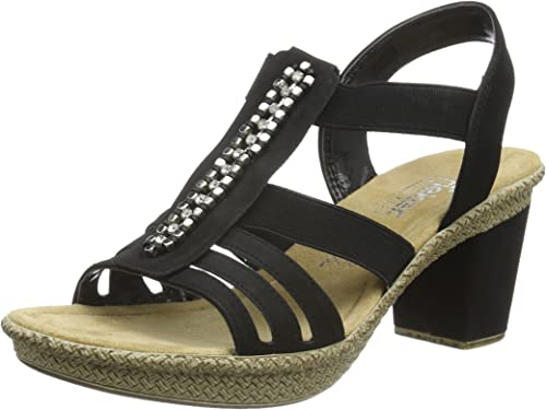 sandalen open toe schwarz