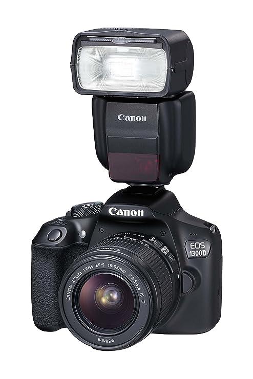 Canon EOS 1300D + 18-55mm IS II Juego de cámara SLR 18 MP CMOS ...