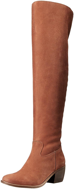 Lucky Brand Women's Khlonn Slouch Boot B01EIERRKY 6.5 B(M) US|Toffee