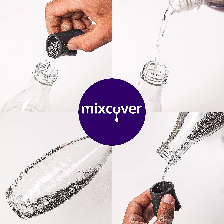 Mixcover Boules de nettoyage pour SodaStream MySodapop et toutes les autres canalisations deau